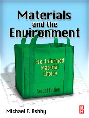 cover image of Materials and the Environment
