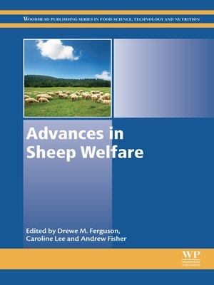 cover image of Advances in Sheep Welfare
