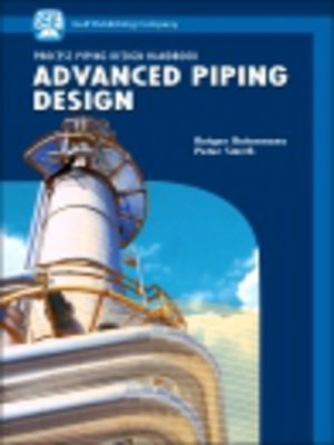cover image of Advanced Piping Design