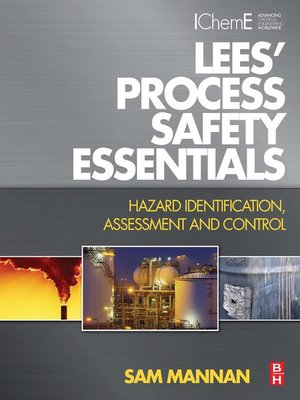 cover image of Lees' Process Safety Essentials