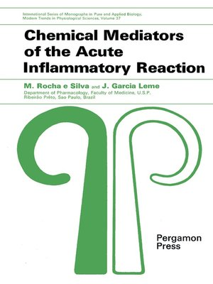cover image of Chemical Mediators of the Acute Inflammatory Reaction