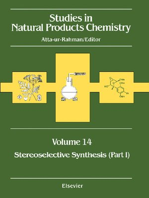 cover image of Stereoselective Synthesis, Volume 14, Part I
