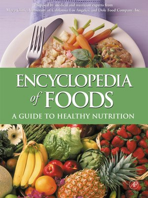 cover image of Encyclopedia of Foods
