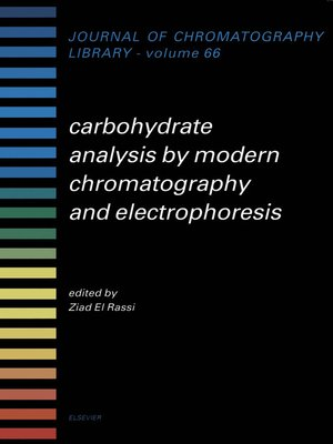 an introduction to the analysis of carbohydrates