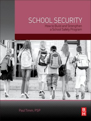 cover image of School Security