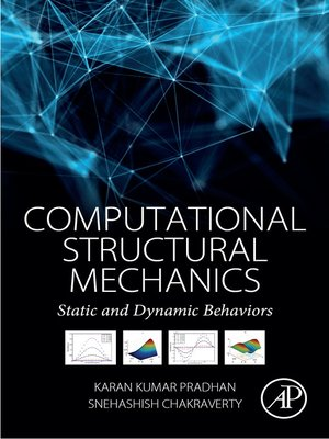 cover image of Computational Structural Mechanics