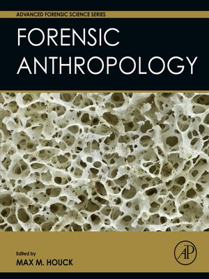 cover image of Forensic Anthropology