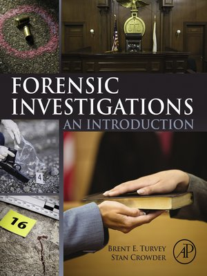 cover image of Forensic Investigations