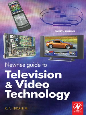 cover image of Newnes Guide to Television and Video Technology