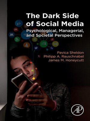 cover image of The Dark Side of Social Media