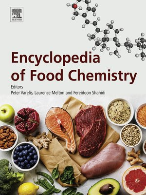 cover image of Encyclopedia of Food Chemistry