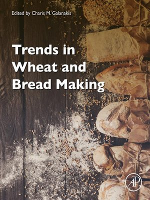 cover image of Trends in Wheat and Bread Making