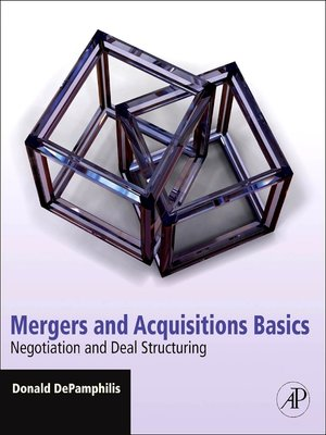 cover image of Mergers and Acquisitions Basics