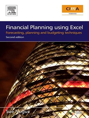 cover image of Financial Planning Using Excel