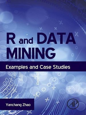 cover image of R and Data Mining
