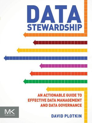 cover image of Data Stewardship