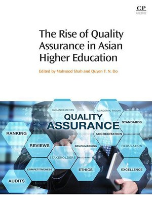 cover image of The Rise of Quality Assurance in Asian Higher Education