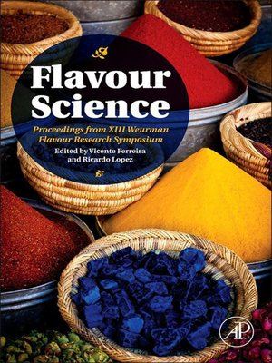 cover image of Flavour Science
