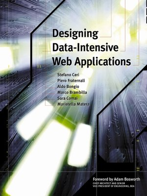 cover image of Designing Data-Intensive Web Applications