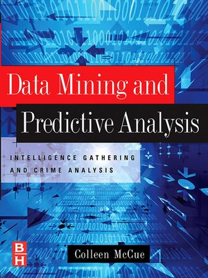 cover image of Data Mining and Predictive Analysis