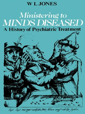 cover image of Ministering to Minds Diseased