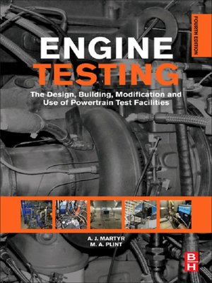 Engine Testing by A  J  Martyr · OverDrive (Rakuten