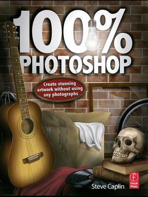 cover image of 100% Photoshop