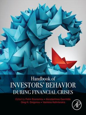 cover image of Handbook of Investors' Behavior during Financial Crises