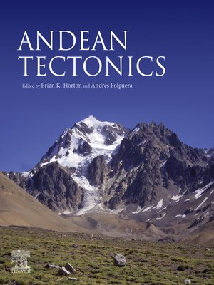 cover image of Andean Tectonics