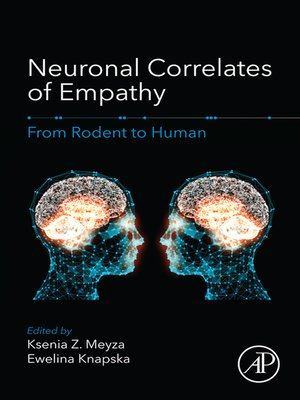 cover image of Neuronal Correlates of Empathy