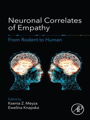 cover image of Neuronal Correlates of Empathy