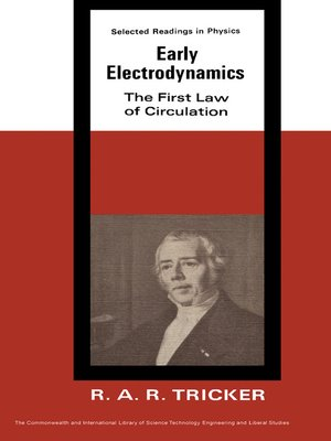 cover image of Early Electrodynamics