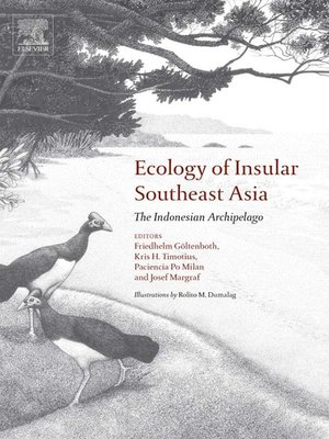cover image of Ecology of Insular Southeast Asia