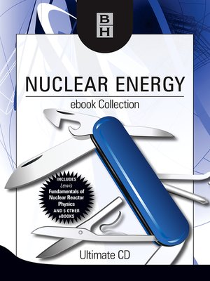 cover image of Nuclear Energy ebook Collection