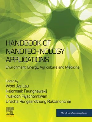 cover image of Handbook of Nanotechnology Applications