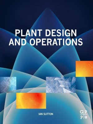 cover image of Plant Design and Operations