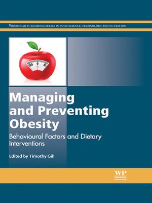 cover image of Managing and Preventing Obesity