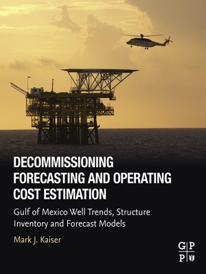 cover image of Decommissioning Forecasting and Operating Cost Estimation