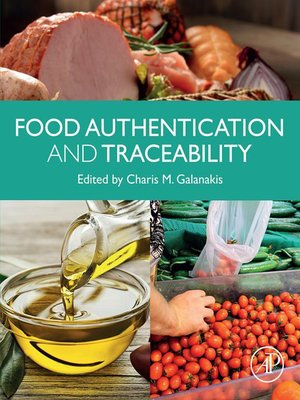 cover image of Food Authentication and Traceability