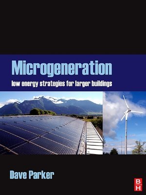 cover image of Microgeneration