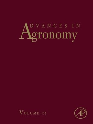 cover image of Advances in Agronomy, Volume 132