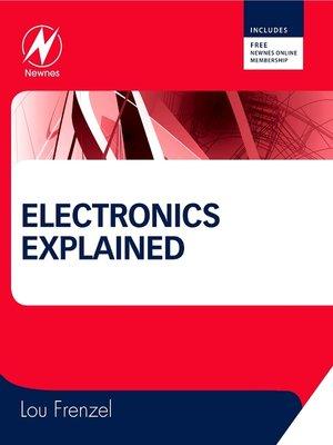 cover image of Electronics Explained