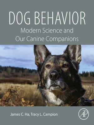 cover image of Dog Behavior