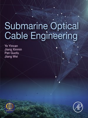 cover image of Submarine Optical Cable Engineering