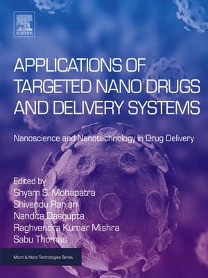 cover image of Applications of Targeted Nano Drugs and Delivery Systems