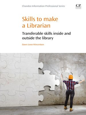 cover image of Skills to Make a Librarian