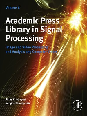 cover image of Academic Press Library in Signal Processing, Volume 6