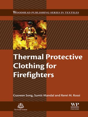 cover image of Thermal Protective Clothing for Firefighters
