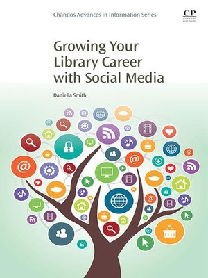 cover image of Growing Your Library Career with Social Media