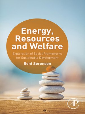 cover image of Energy, Resources and Welfare